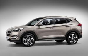 новый Hyundai Tucson 2016 года