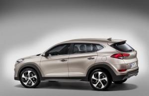 дизайн Hyundai Tucson 2016