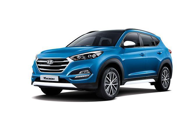Более 4 тысяч продаж новых Hyundai Tucson за за первые 4 дня