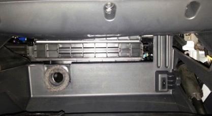 корпус салонного фильтра i30