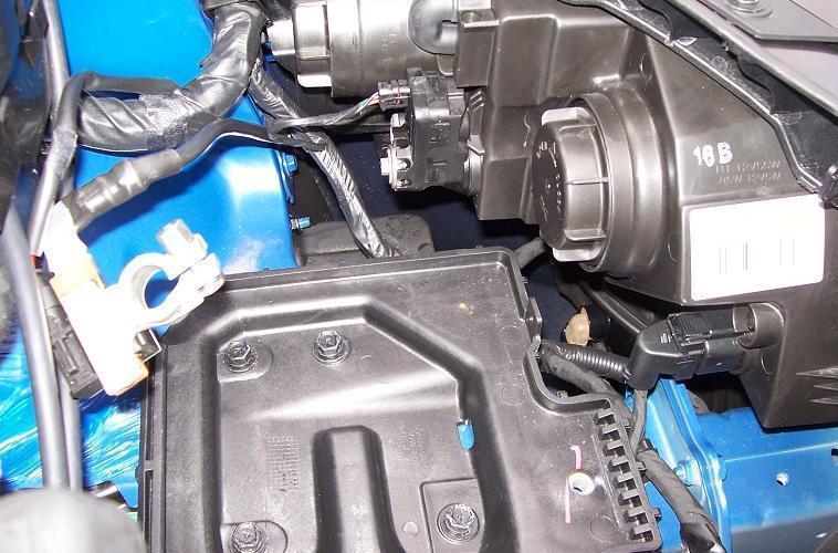 правая фара Hyundai i30