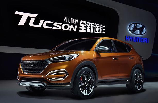 дебют Hyundai Tucson