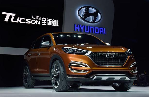 концепт Hyundai Tucson