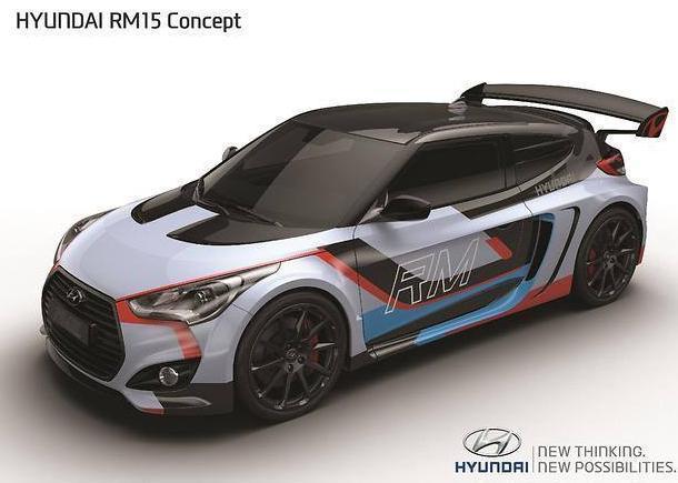 спортивный Veloster Midship RM15