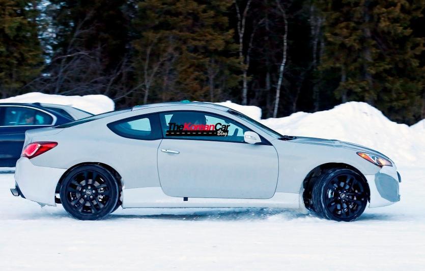 Эксклюзив: новый Hyundai Genesis Coupe перевалит за 400 лошадей