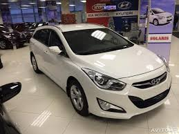 Дебют новой Hyundai i40 в Москве