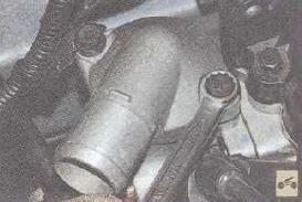 подводящий патрубок
