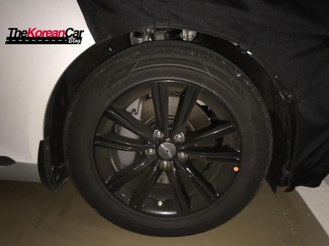 колесо Hyundai Genesis