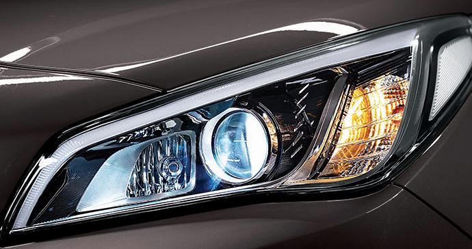 Хендай запустила два модели новых Sonata: Diesel и 1.6 Turbo