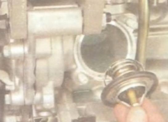 клапан термостата