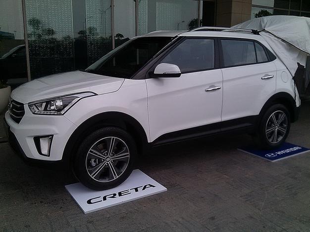 дебют Hyundai Creta