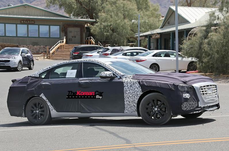 фото Hyundai Genesis Turbo