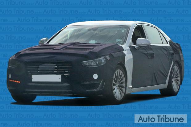 будущий Hyundai Equus 2017