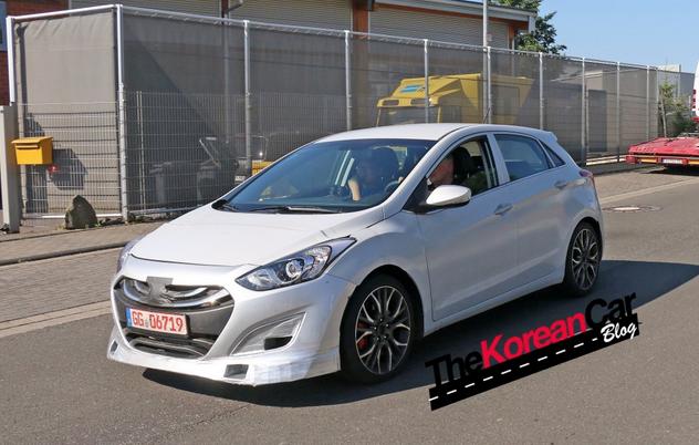 Первые модели Hyundai N появятся в 2017 году