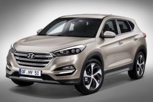 характеристики Hyundai Tucson 1.6