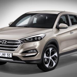 Обзор и европейские характеристики Hyundai Tucson 1.6