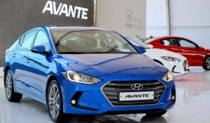 Hyundai Elantra 2017 года фото