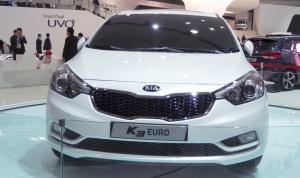 Kia K3 (Forte) фото
