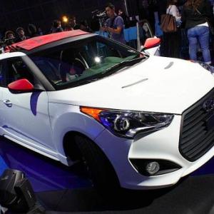 Новые данные про будущий Hyundai Veloster