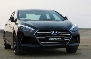 Новые Hyundai Elantra