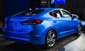 Hyundai Elantra Sport 2017 года