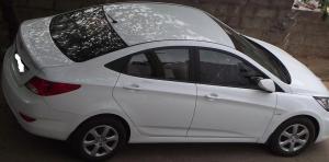 Hyundai Verna CRDi масло