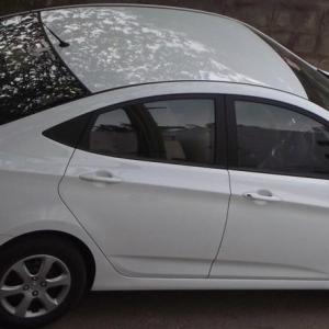 Как заменить масло и фильтра на Hyundai Verna CRDi — инструкция