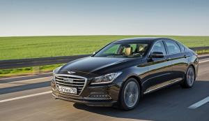Отзыв Hyundai Genesis 2015