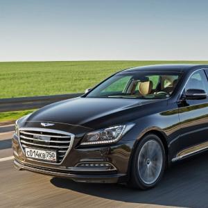 Отзыв Hyundai Genesis 2015 года для замены резины