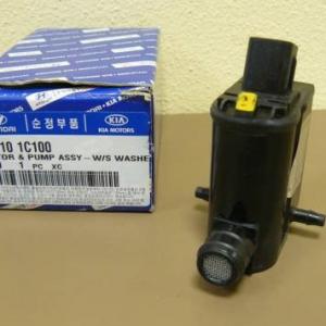 Замена насоса омывателя на Hyundai Getz 1.6 — фото отчет