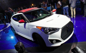 будущий Hyundai Veloster