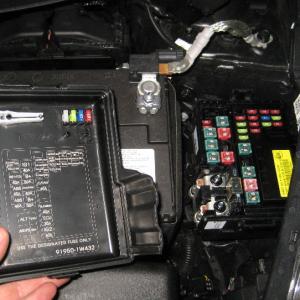 Как заменить и проверить предохранители на Kia Rio
