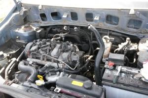 под капотом Hyundai Matrix