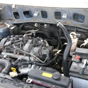 Как заменить турбину на Hyundai Matrix своими руками