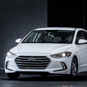 Сколько будет стоить новый Hyundai Elantra Eco 2017 года