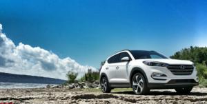 Hyundai Tucson в топ 10