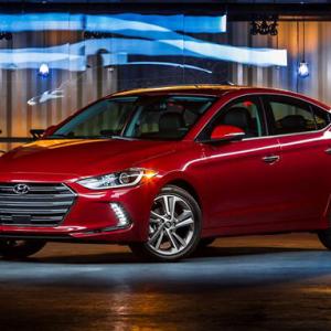 Hyundai Elantra — бронзовая медаль по дизайну на интернациональном конкурсе