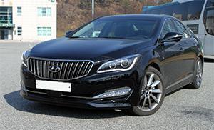 Hyundai Aslan. Лев на колёсах