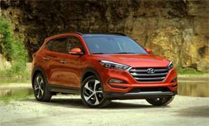 Hyundai Tucson. Внешний вид