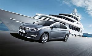 Зачем в Россию приехал Hyundai i40
