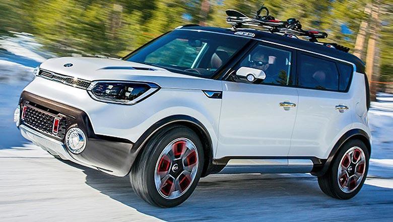 Обновленный автомобиль Kia Soul скоро станет доступным покупателям