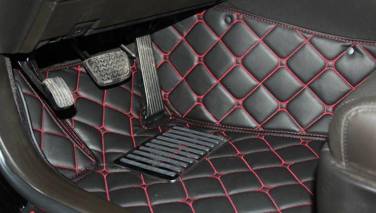 Салонные коврики для автомобиля. Как выбрать безопасные