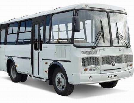 Новые автобусы ПАЗ: виды, особенности, оснащение