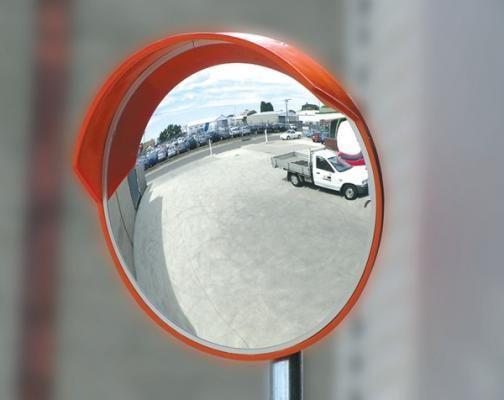 Сферические обзорные зеркала - преимущества и сферы применения