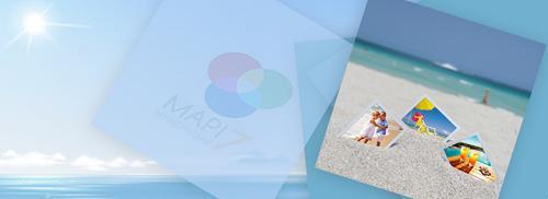 Фото в стиле полароид - фотоновинка Мапи7